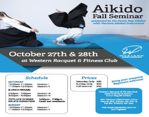 Aikido Seminar Fed-Mo
